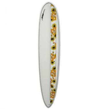 A High Performance Malibu 9 foot 1 with flower