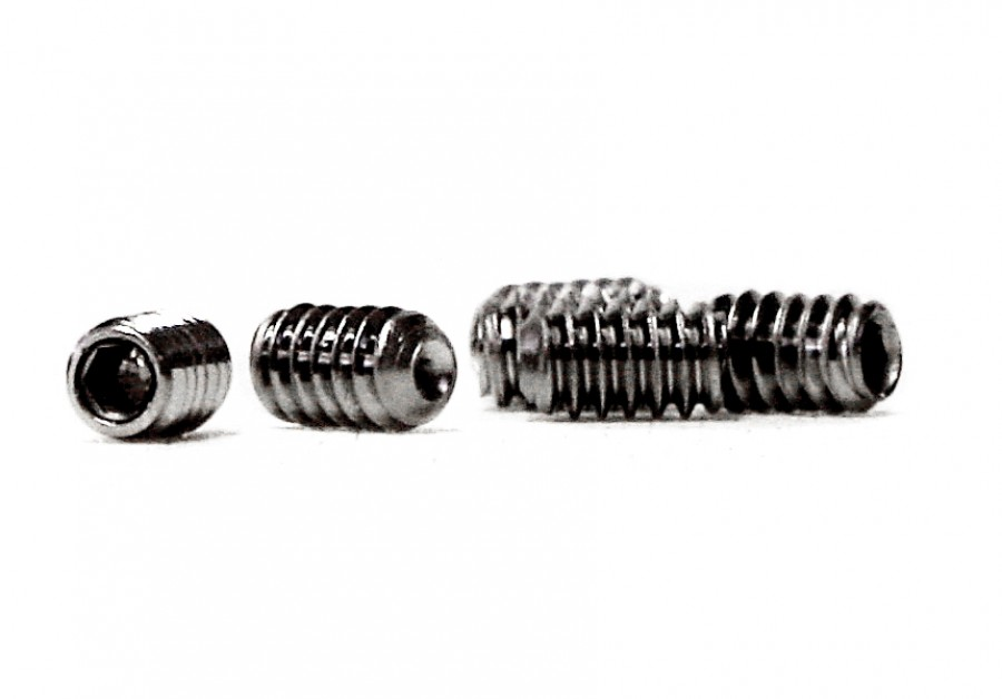 FCS Stainless Steel Screws (Pack of 6)
