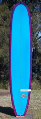 Ian Williams model  10 FT mal Glass on fin