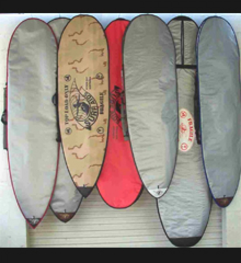 Surf Aids 10MM Custom made - board cover - great for 7 foot to 8 foot 2 -King and Whale fish