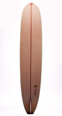 MC Balsa malibu bottom side
