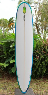 HP Classic with  TInted bottom and Clear deck