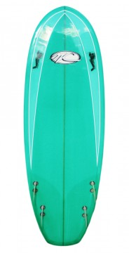 Code Stubbie Knee board - Made to order