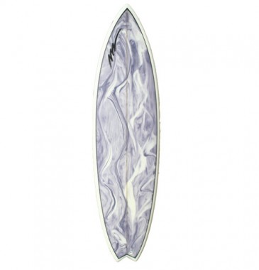 Speed Fish purple Marble