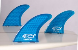 Code MC signature thruster fin