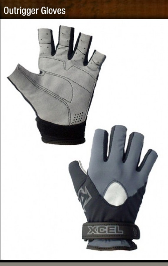Outrigger Gloves Xcel 50% OFF